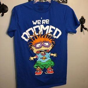 THE RUGRATS mens graphic tee shirt 👕